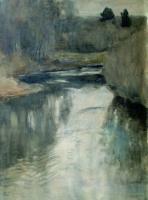 Река. 1897