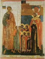 Святые братья Маккавеи, Елеазар и Соломония