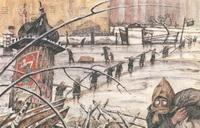 Из жизни Петрограда 1920 года (М.В. Добужинский)