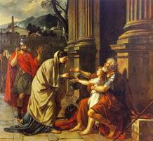 Велизарий (Ж.Л. Давид, 1780 г.)