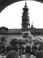 Колокольня армянского монастыря
