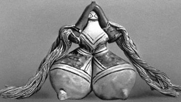 Кукла (Индейцы Каража)