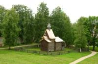 Церковь Ризоположения из села Бородава