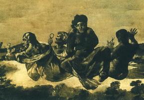 Парки (Ф. Гойя, 1819-1823 г.)