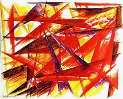 Красный лучизм (М.Ф. Ларионов)