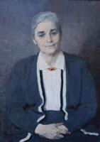 Портрет З.Н. Толмачевой (В.М. Орешников)