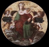 Теология (Рафаэль, 1509—1511 г.)