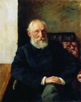 Портрет Н.П. Панафидина. 1891