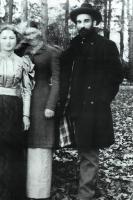 Левитан в Мелихово. 1892