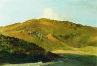 На вершинах Яйлы. 1886