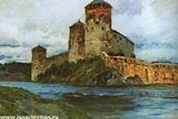 Крепость. Финляндия. 1896