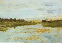 Озеро. 1895