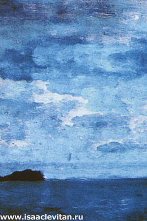 Море Финляндия (Левитан И.И.)