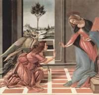Благовещение девы Марии