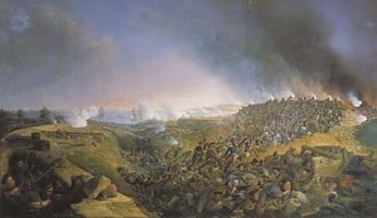Атака крепости Варна (А.И. Зауервейд)