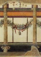 Настенная роспись в доме Августа