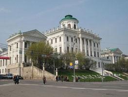 Дом Машкова (бельведер)