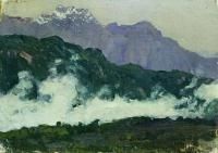Альпы. 1897