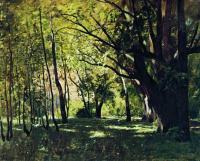 В парке. 1895