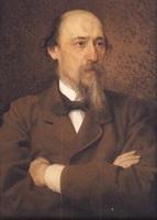 Н.А. Некрасов (И.Н. Крамской, 1877 г.)