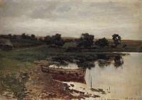 У речки. 1880-е