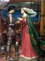 Тристан и Изольда с любовным эликсиром