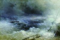 Океан (И.К. Айвазовский)