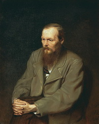 Портрет Достоевского (В.Г. Перов, 1872 г.)