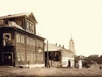 Улица Звенигорода (1896 г.)