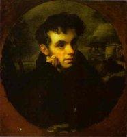 Василий Андреевич Жуковский (1815 г.)