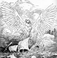 Птица Рок (Рух)