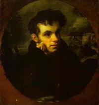 Портрет В.А. Жуковского (О.А. Кипренский, 1815 г.)
