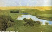 Речка Истра. 1885