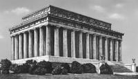 Памятник А. Линкольну (Вашингтон, 1914-22)