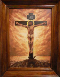 Икона распятия