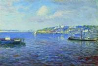 Вид на Нижний Новгород. Начало 1890-х
