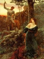 Галантность (Ф. Дикси, 1885 г.)