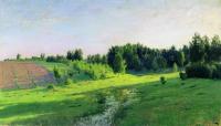 Вечерние тени. 1891-1894
