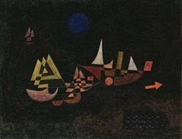 Отплытие кораблей (П. Клее)