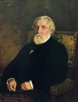 Портрет И.С. Тургенева (И.Е. Репин, 1874 г.)