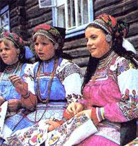 Мордовский этнос