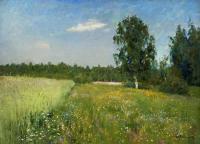 Июньский день (Лето). 1890-е