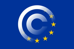 Европейский копирайт