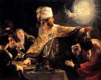 Пир Валтасара (Рембрандт ван Рейн)