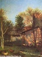 Солнечный день. Весна. 1877