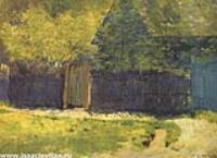 Первая зелень. Май. Этюд. 1883
