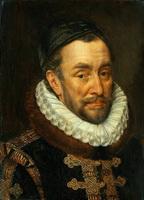 Портрет Вильгельма I Оранского (А. Кей)
