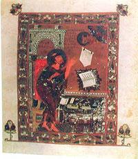 Остромирово евангелие (иллюстрация)