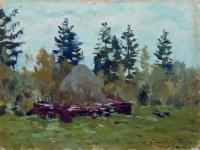 Стог. 1894
