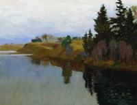 Озеро. 1893